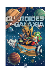 Guardians of the Galaxy by ilustrajean