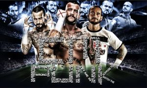 CM PUNK 2015 Wallpaper by DS951