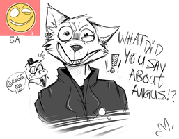 -- Expression Meme A5 -- #1 by Crimes-And-Knives