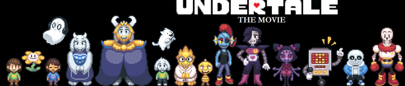 Undertale The Movie by cupcakejean
