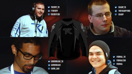 Team KaLiBeR Blacked Out by Xxplosions