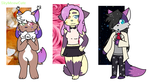 Furry Fusions part 1 by SkyMeowCute