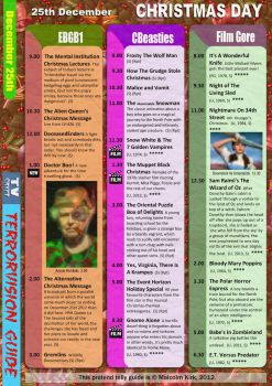 Christmas Terrorvision Guide by MalcolmKirk