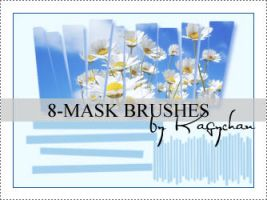 Mask brushes by Kagychan