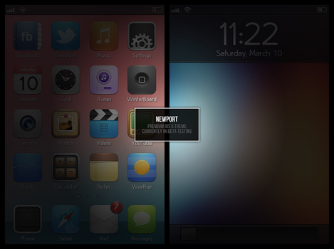 WIP - Newport iOS 5 Theme - BETA TESTING by trentmorris
