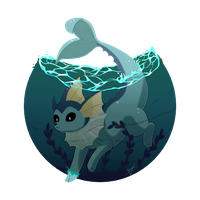 Water ball by WinterShibe