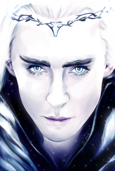 The Elvenking by Eoweniel