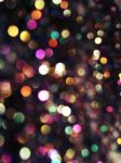 Rainbow bokeh texture. by addy-ack