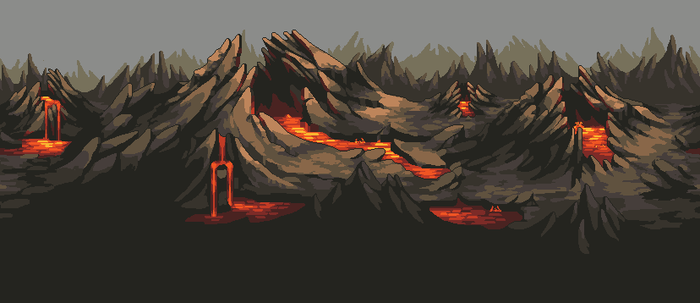 Surface Hell Background by Pukahuna