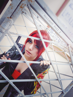 Claire Redfield RE 2 cosplay by VickyxRedfield