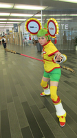 Dragon Kid Cosplay by Rose-Pastel