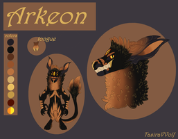 Arkeon Reference by TasiraVVolf