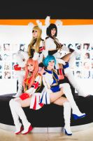 Chiesters of the Dragon King. by ToriikoCosplay