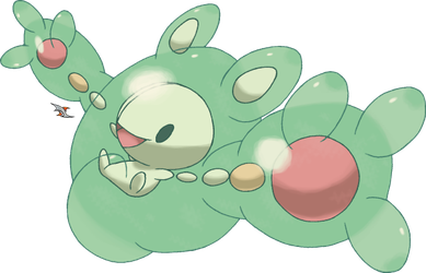 Reuniclus v.2 by Xous54