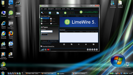 Vista Ultimate for LimeWire by smoothkidrizz