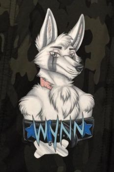 Wynn Conbadge Commission by Magelet