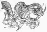 Twisted Serpent B by MadGardens