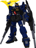 Build Gundam Mk-II Titan Colors by ZanderYurami