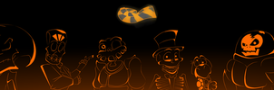 Skeleton Crew by TheOctoberScarf