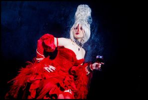 Trinity Blood-The New Human Empire by love-squad
