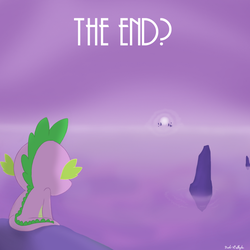 Ask Sweatshop Spike: The End by MattCattOfficial