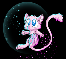 Mew by Hukley