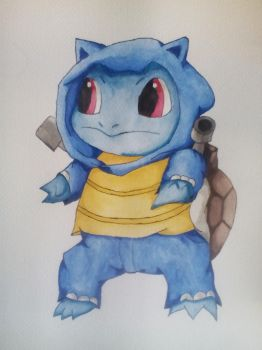 squirtle  by Raziel993