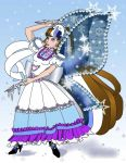 Snow Princess Eriwyn By Serenitysmoon by Winter-Colorful