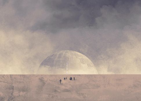 DUNE CONCEPT ART by Magictorcho