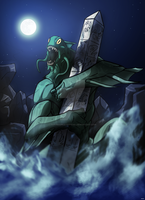 DAGON by TOA316XDNUI-OFFICIAL