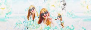 [240715] Summer Beach by Byunryexol