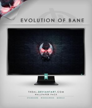 Evolution of Bane by TheAL