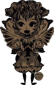 Pattern Fairy by mysteryming