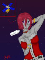Eros: Spotting something unusual [Project: Gaia] by whitestormclouds
