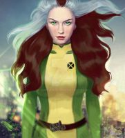 Rogue by Ruri-White