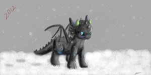 .::Is there my year yet::. by painter-des
