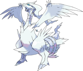 Reshiram by Xous54