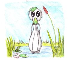 Quibble And the Frog by MarissaWalker