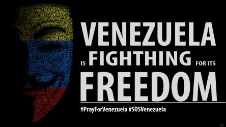 Venezuela is fighthing for its freedom. by immanuuu