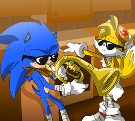 When Amy Isn't Home by thegreatrouge