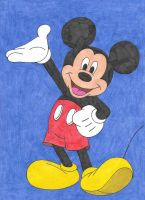 Mickey Mouse by Krisztian1989