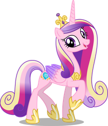 Vector #916 - Princess Cadance #5 by DashieSparkle
