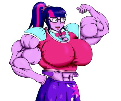 Science + Magic= Big Muscles! by ZeZeReRe