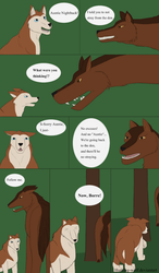 Borre Page 3 by Hunting-wolf