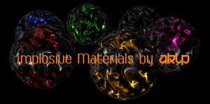 Implosive Material Pack by AKLP