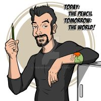 Caricatures by TR1Byron
