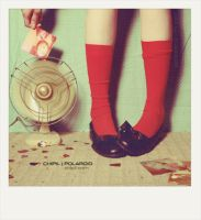 _Polaroid IX: Bad Memories II by chipil
