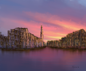 Waterway by Sillybilly60