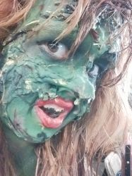 Goblin Makeup by LaurenHasCombusted