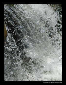 Waterfall 2 by ravynfaire